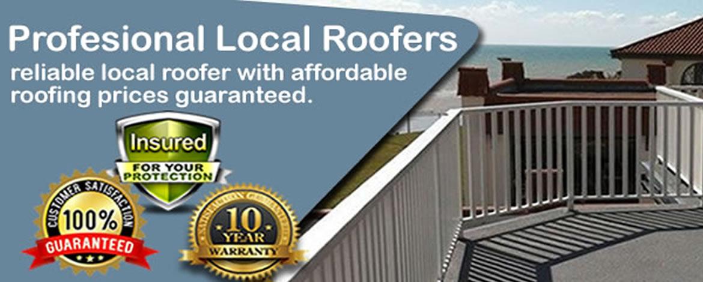 Balcony Roof Repairs in Milton Keynes