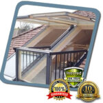 Balcony Roofing Fixed