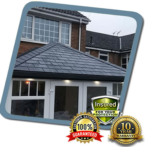Conservatory Roofing Repairs by Local Roofer MK