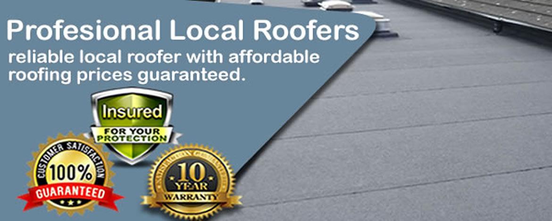 Felt Roof Repairs in Milton Keynes