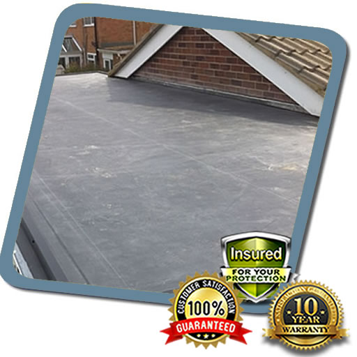 Flat Roof Repairs by Local Roofers in MK