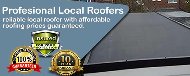 Flat Roof Repairs in Milton Keynes
