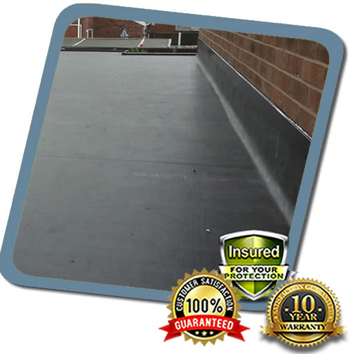 Flat Roofing Fitted