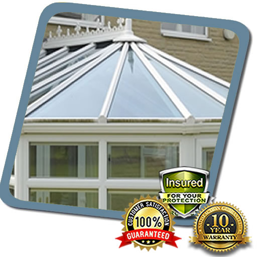 Free Quote for Glass Roof Replaced