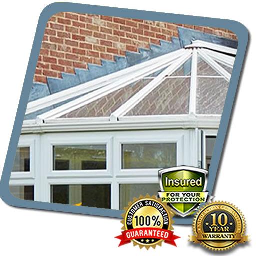 Glass Roof Repairs in MK