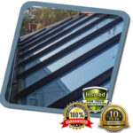 Glass Roofing Fixed