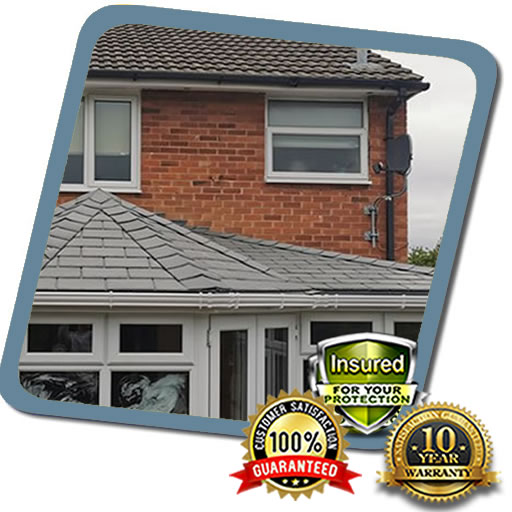 Low Cost Conservatory Roofing Fitted in Milton Keynes