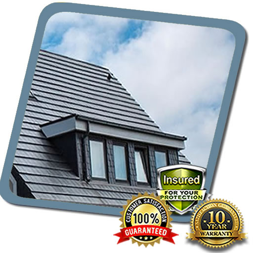 Low Cost Dormer Roofing Fitted in Milton Keynes