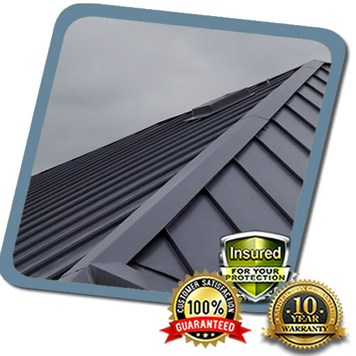 Metal Roofing Fixed