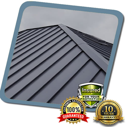 Metal Roofing Repairs by Local Roofer MK