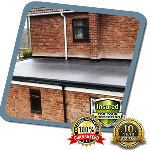 Milton Keynes Flat Roofing Fixed