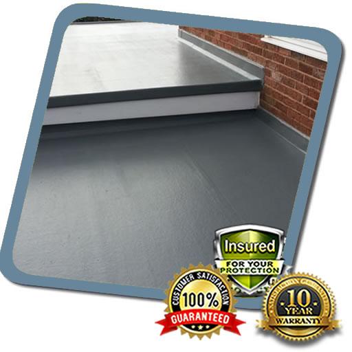 Milton Keynes Flat Roofing Replaced