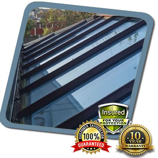Milton Keynes Glass Roofing Fixed