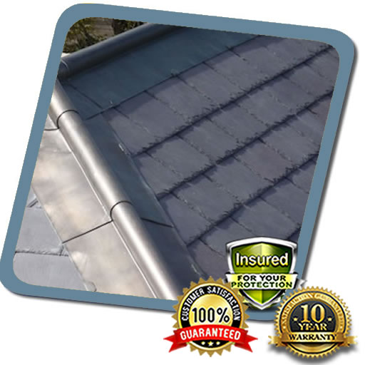 Milton Keynes Slate Roofing Fitted