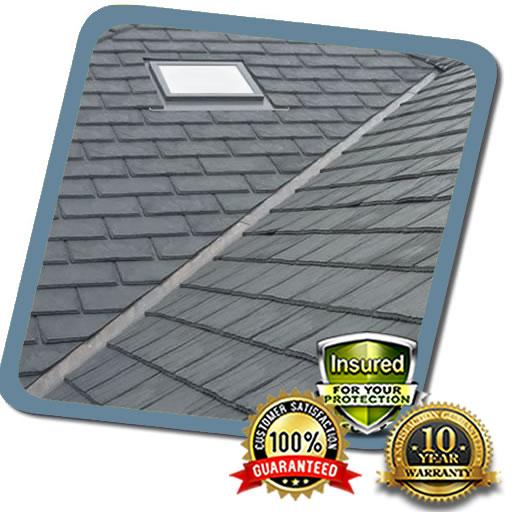 Milton Keynes Slate Roofing Replaced