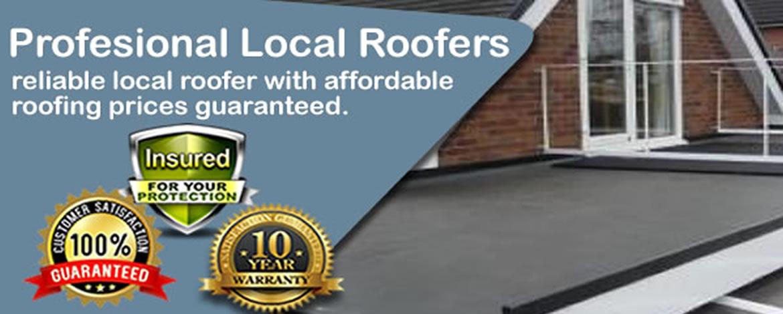 Rubber Roof Repairs in Milton Keynes