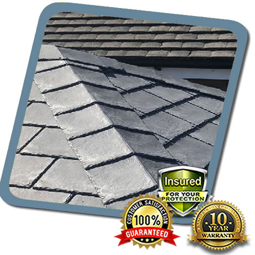Slate Roof Fixed by Local Roofers in MK