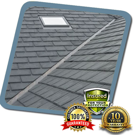 Slate Roofing Replaced